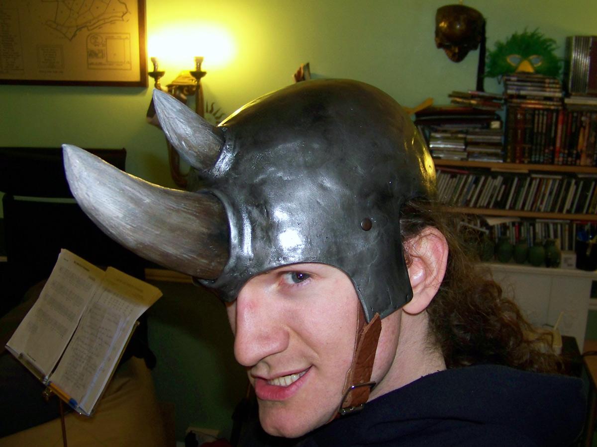 Helmet Tutorial Rhino Grungy Helmet With Rhino